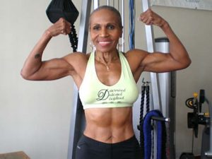 74 year old bodybuilder