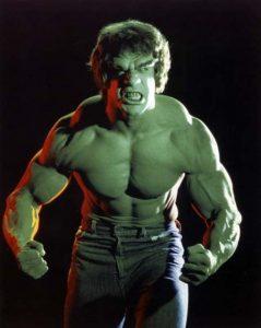 Incredible Hulk Lou Ferrigno