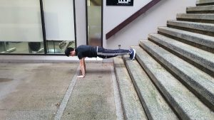 Incline Pushup 3