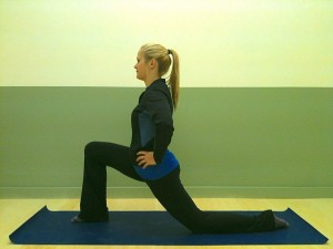 Hip flexor, Le Physique,
