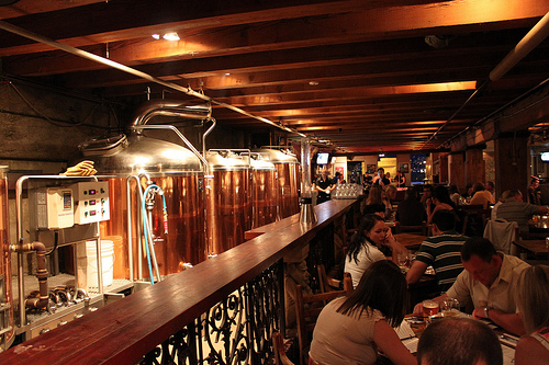 Beer and Wine: Steamworks Brewery via http://dailyhive.com